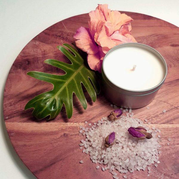Vegan Soy Candle - Healing Vine